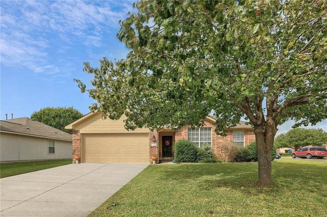 107 N Pauley Dr, Hutto, TX 78634 (#1523493) :: The Summers Group