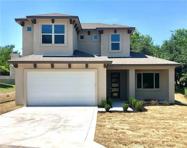 18512 Champions Cir, Point Venture, TX 78645 (#1524079) :: Papasan Real Estate Team @ Keller Williams Realty