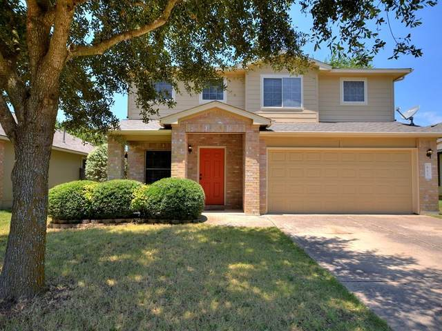 612 S Pauley Dr, Hutto, TX 78634 (#1524613) :: The Perry Henderson Group at Berkshire Hathaway Texas Realty