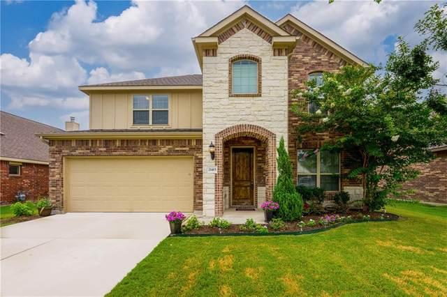 21415 Greylag Dr, Pflugerville, TX 78660 (#1525227) :: Papasan Real Estate Team @ Keller Williams Realty