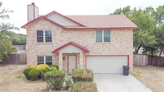 1806 Fox Trl, Harker Heights, TX 76548 (#1526990) :: Watters International