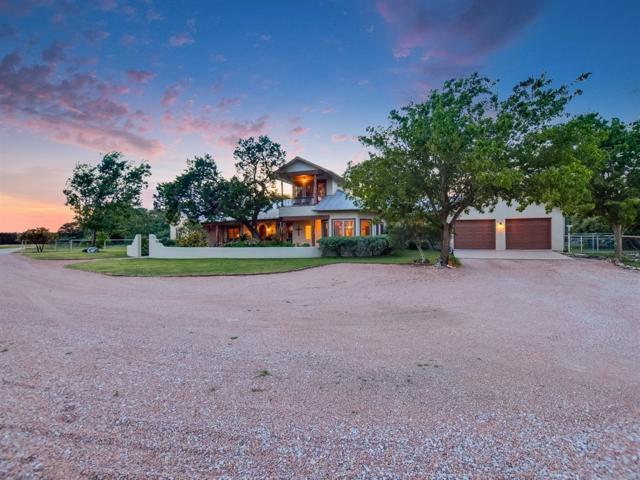 1417 County Road 200A, Burnet, TX 78611 (#1527170) :: The Perry Henderson Group at Berkshire Hathaway Texas Realty