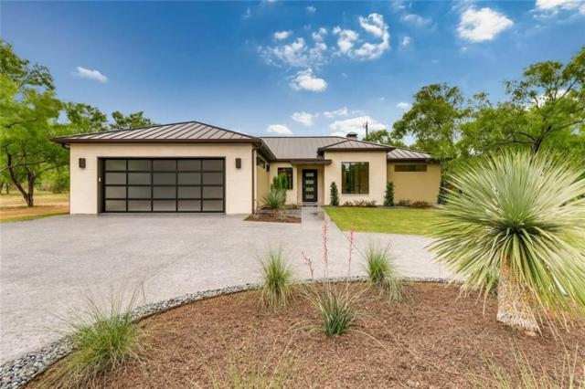 1405 Hi Circle South, Horseshoe Bay, TX 78657 (#1528413) :: Papasan Real Estate Team @ Keller Williams Realty