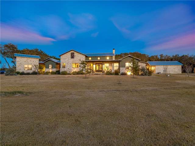 17500 Ranch Road 12, Wimberley, TX 78676 (#1529899) :: The Heyl Group at Keller Williams