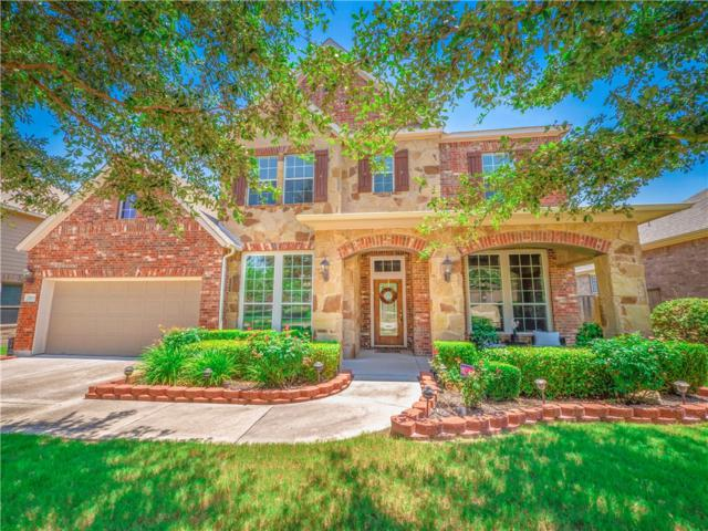 2809 Saint Frances Ct, Round Rock, TX 78665 (#1530326) :: The Gregory Group