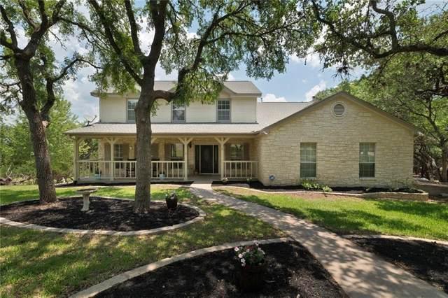 5 Laurel Hl, Austin, TX 78737 (#1530666) :: Zina & Co. Real Estate