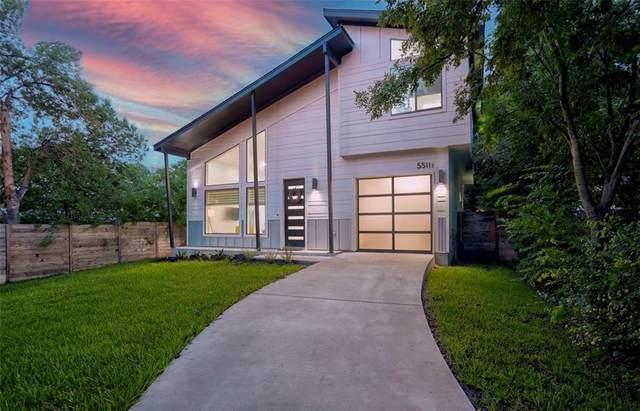 5511 Woodrow Ave #2, Austin, TX 78756 (#1530933) :: Papasan Real Estate Team @ Keller Williams Realty