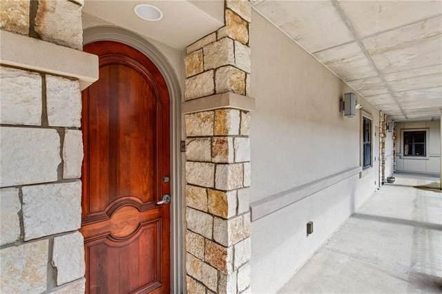 1812 West Ave #405, Austin, TX 78701 (#1535340) :: The Myles Group | Austin