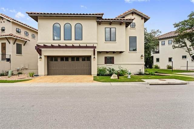 223 Honey Creek Ct #12, Lakeway, TX 78738 (#1536708) :: Zina & Co. Real Estate