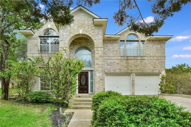 12407 Old Salt Trl, Austin, TX 78732 (#1536817) :: Papasan Real Estate Team @ Keller Williams Realty