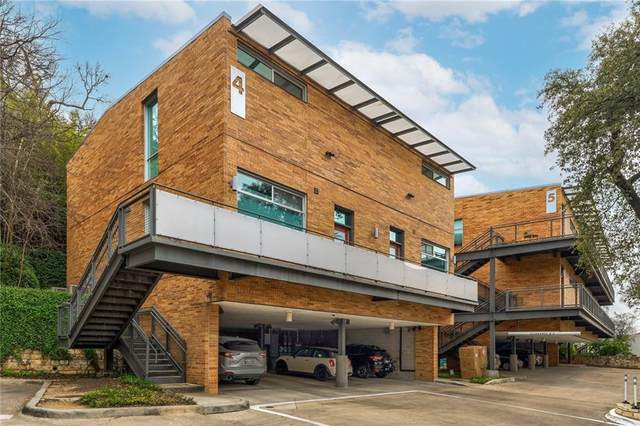 2205 N Lamar Blvd #412, Austin, TX 78705 (#1537592) :: Ben Kinney Real Estate Team