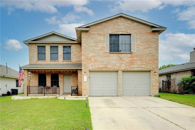 304 Country Estates Dr, Hutto, TX 78634 (#1537940) :: The Perry Henderson Group at Berkshire Hathaway Texas Realty