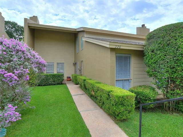 226 Lido St J-4, Lakeway, TX 78734 (#1538563) :: The Summers Group