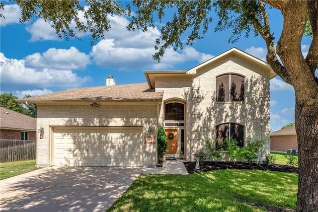 1404 Firebush Dr, Pflugerville, TX 78660 (#1538590) :: Papasan Real Estate Team @ Keller Williams Realty