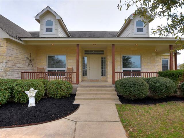 412 Rio Grande Ave, Hutto, TX 78634 (#1539946) :: RE/MAX Capital City