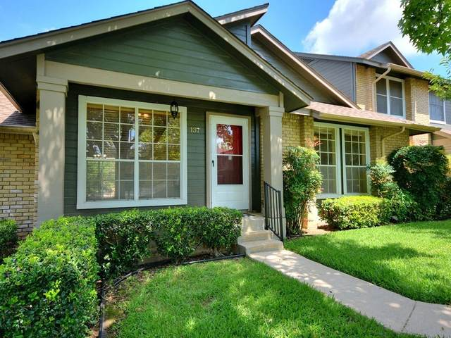 1015 E Yager Ln #137, Austin, TX 78753 (#1540629) :: The Perry Henderson Group at Berkshire Hathaway Texas Realty