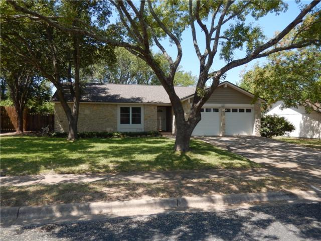 1000 Powderhorn Dr, Round Rock, TX 78681 (#1542155) :: The Perry Henderson Group at Berkshire Hathaway Texas Realty