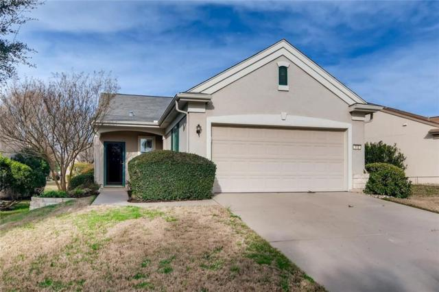112 Ranier Ln, Georgetown, TX 78633 (#1542823) :: The Heyl Group at Keller Williams
