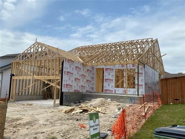 717 Wagon Spoke Way, Liberty Hill, TX 78642 (#1543436) :: Papasan Real Estate Team @ Keller Williams Realty