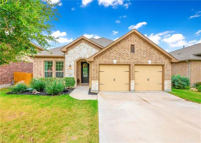 8117 Cannon Ct, Lago Vista, TX 78645 (#1544015) :: Papasan Real Estate Team @ Keller Williams Realty