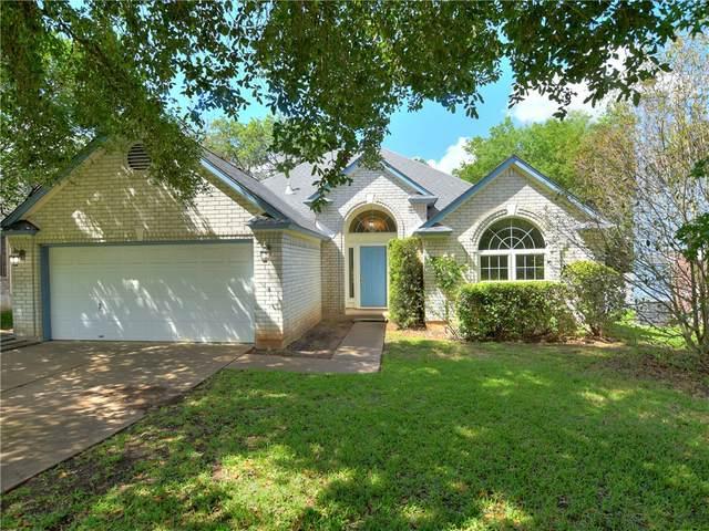 8402 Mount Shasta Cv, Round Rock, TX 78681 (#1545193) :: Zina & Co. Real Estate