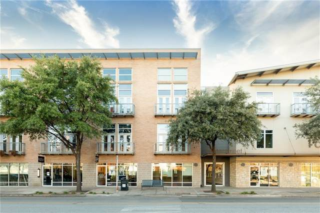 1601 E Cesar Chavez St #105, Austin, TX 78702 (#1546650) :: The Perry Henderson Group at Berkshire Hathaway Texas Realty