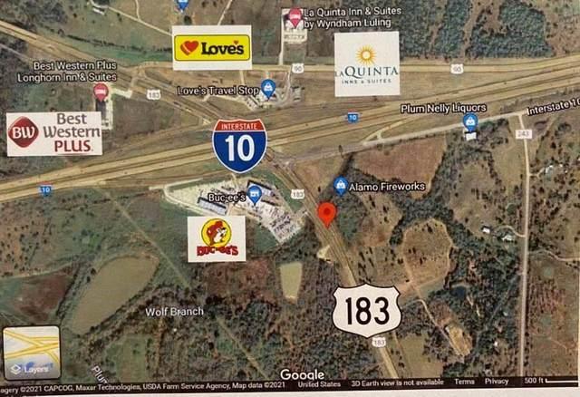 5055 E Pierce St, Luling, TX 78648 (MLS #1546722) :: Brautigan Realty
