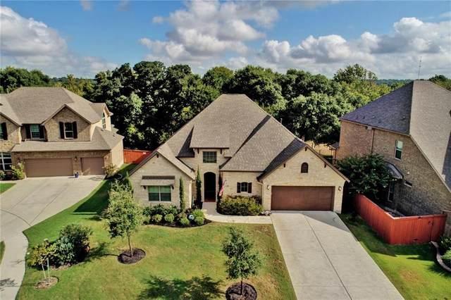 2909 Silver Fountain Dr, Leander, TX 78641 (#1546849) :: Ben Kinney Real Estate Team
