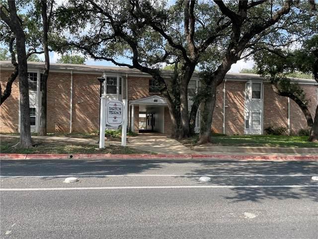1240 Barton Hills Dr #206, Austin, TX 78704 (#1548781) :: Lauren McCoy with David Brodsky Properties