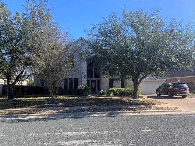 16623 Cordillera Dr, Round Rock, TX 78681 (#1549402) :: Azuri Group | All City Real Estate