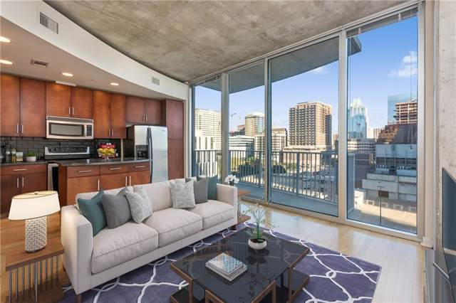 360 Nueces St #1003, Austin, TX 78701 (#1550116) :: The Heyl Group at Keller Williams