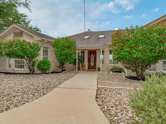 100 Hillview Cir, Dripping Springs, TX 78620 (#1551158) :: Zina & Co. Real Estate