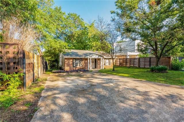 902 Jessie St, Austin, TX 78704 (#1551211) :: Papasan Real Estate Team @ Keller Williams Realty