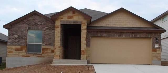 1105 Ibis Falls Loop, Jarrell, TX 76537 (#1551371) :: Ana Luxury Homes