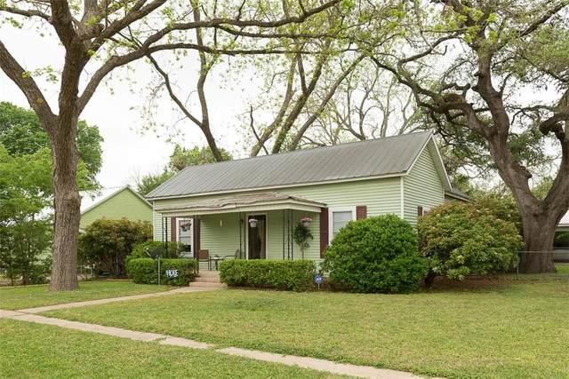 107 Mills St, Smithville, TX 78957 (#1551783) :: Ben Kinney Real Estate Team