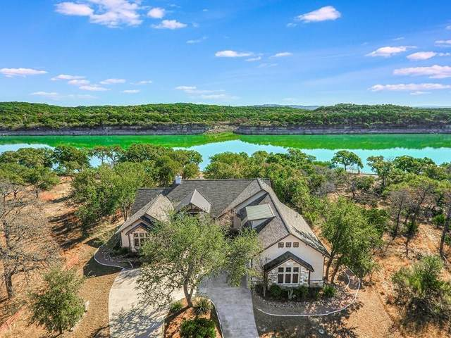 3601 Brasada Ln, Marble Falls, TX 78654 (#1553958) :: 12 Points Group