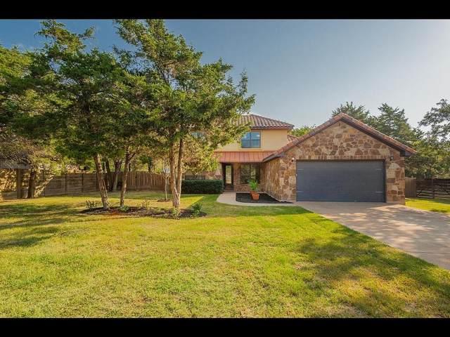 110 Fredric Way, Bastrop, TX 78602 (#1556547) :: Papasan Real Estate Team @ Keller Williams Realty