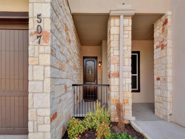 2601 N Quinlan Park Rd #507, Austin, TX 78732 (#1557713) :: Ben Kinney Real Estate Team