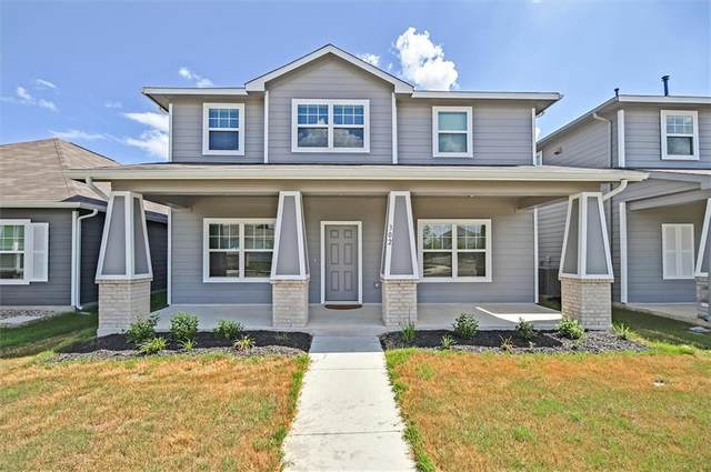 302 Eagle Lake Dr, Hutto, TX 78634 (#1559242) :: Ben Kinney Real Estate Team