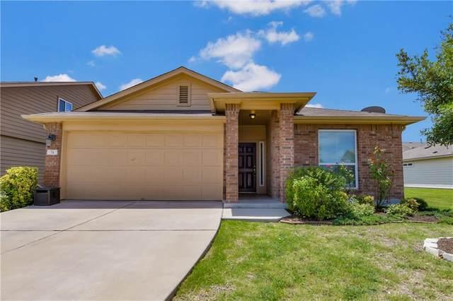 74 Churchill Farms Dr, Georgetown, TX 78626 (#1559803) :: Papasan Real Estate Team @ Keller Williams Realty