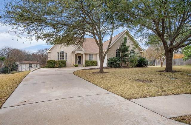 1002 Forest Bluff Trl, Round Rock, TX 78665 (#1560333) :: Realty Executives - Town & Country