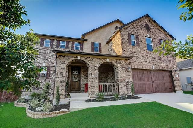 1616 Cresson Trl, Leander, TX 78641 (#1562400) :: Papasan Real Estate Team @ Keller Williams Realty