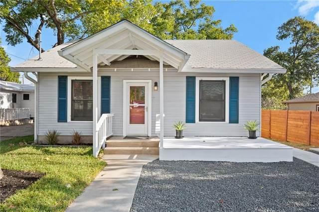 1302 Morgan Ln #1, Austin, TX 78704 (#1562408) :: Front Real Estate Co.