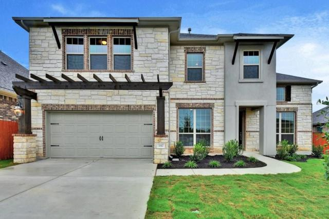 3317 Catalina Ranch Rd, Leander, TX 78641 (#1562724) :: Amanda Ponce Real Estate Team