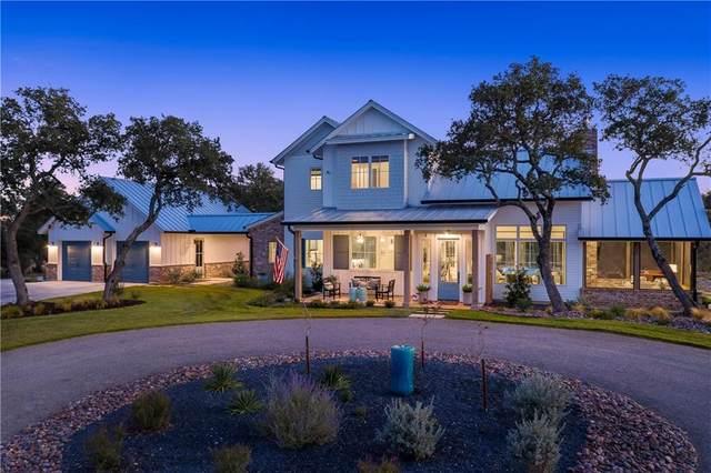 815 Trail Rock Dr, Johnson City, TX 78636 (#1563231) :: Ben Kinney Real Estate Team