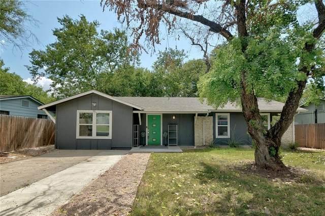 5415 Darlington Ln, Austin, TX 78723 (#1563267) :: Papasan Real Estate Team @ Keller Williams Realty