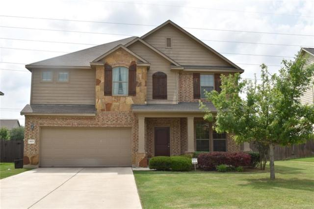 1023 N Ash Cv, Hutto, TX 78634 (#1563532) :: 12 Points Group