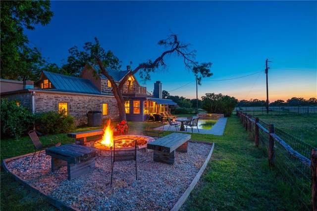 461 Knopp School Road, Fredericksburg, TX 78624 (#1564141) :: Papasan Real Estate Team @ Keller Williams Realty