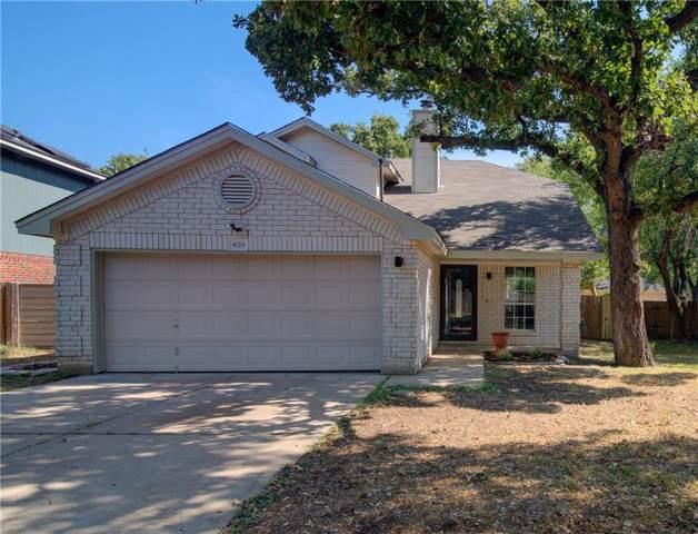 4719 Fallenash Dr, Austin, TX 78725 (#1565886) :: Douglas Residential
