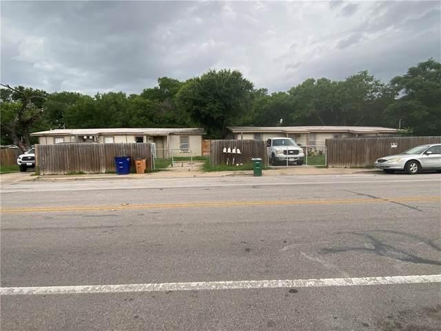 1616 Webberville Rd, Austin, TX 78721 (#1568808) :: Bristol Palin Team